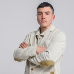 100% Hanf Jacket ukrainisch