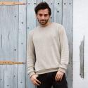 100% hemp Sweater Hemplution Classic size L