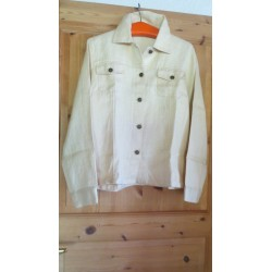 Hessnatur Hemp Woman Jacket Size 42