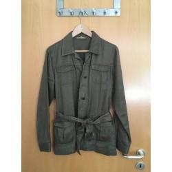 Hess Natur Hemp jacket size 38