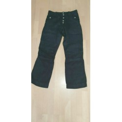 Hemp 'Gaucho' pants from Luzifer size M