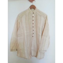 Ladies hemp shirt from Romania size M