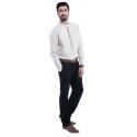 """Sativa 188"" Mandarinhemd aus Indien"