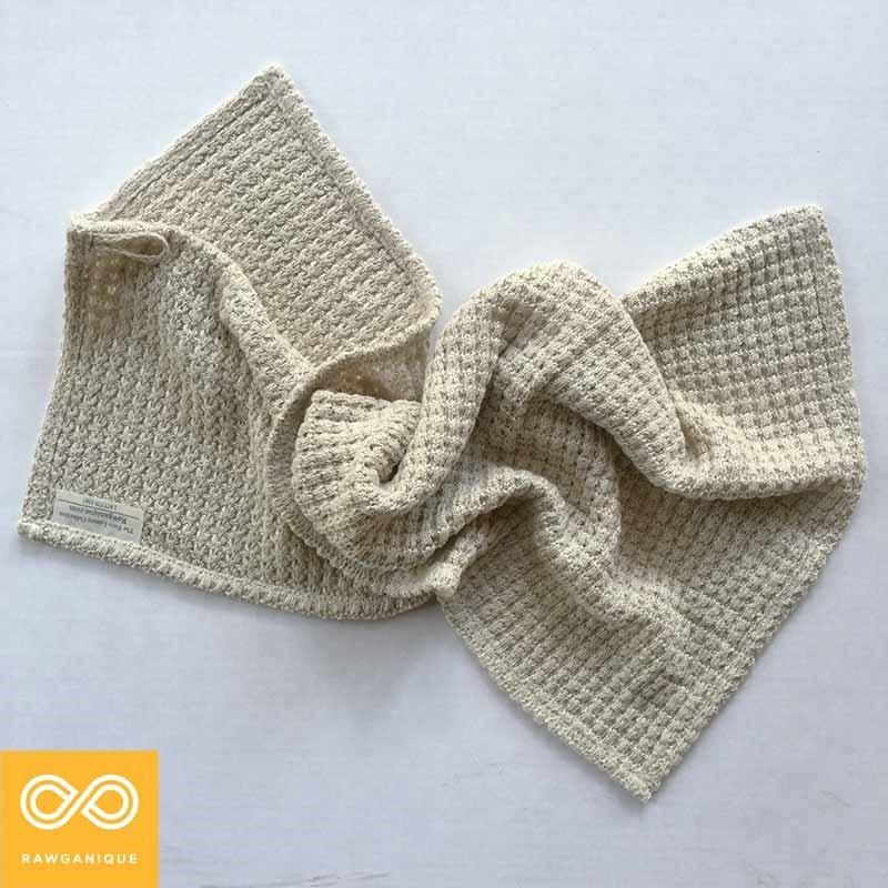 100% Hemp Knit Hand Towels