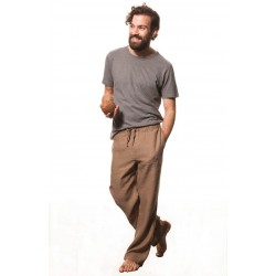 Cozy pants 100% hemp