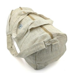100% hemp duffel bag