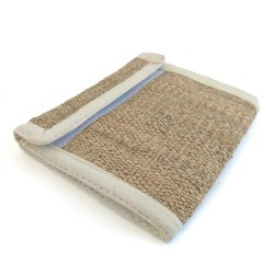 Durable hemp wallet