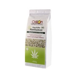 German organic shelled hemp seeds 400g
