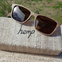Hanf Sonnenbrille Dean von Hempeyewear