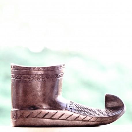 Wooden shoe decoration 'Servant of the sultan'