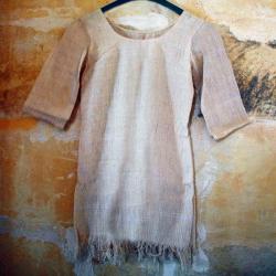 Kleines böhmisches 100% Kleid 'Königin des Wandels'