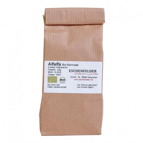 Alfalfa Bio-Keimsaat, 125g