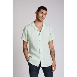 100% Arrow Resort Shirt - Mint Green