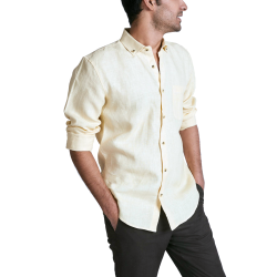 100% hemp Velocity Buttondown Shirt