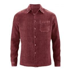 100% hemp shirt HempAge Billy - HempAge