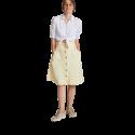 "100% hemp Skirt ""Skyward"""