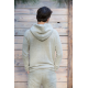 100% hemp Classic Man Hoodie LIMITED EDITION